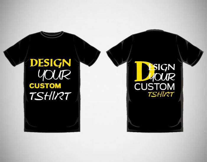 design custom tshirt sites