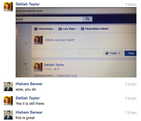 Delilah Taylor