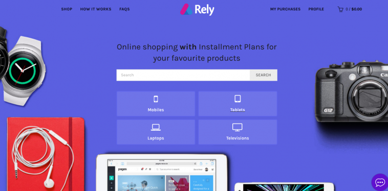 rely shop