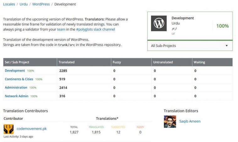 urdu-wordpress