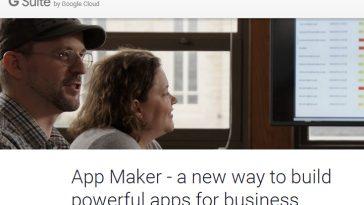 google-create-app