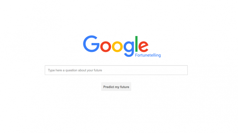 Google Fortune Telling
