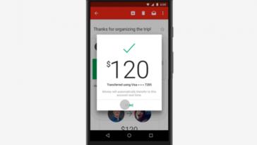 Google pay via gmail