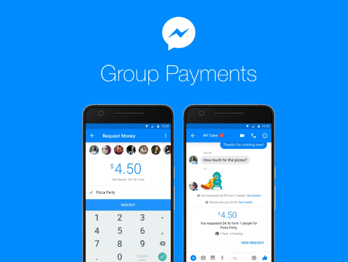 FB Group payments