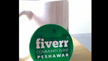 Fiverr Peshawar community meetup