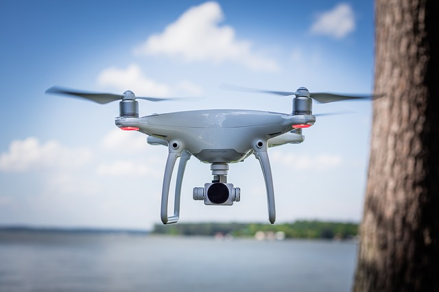 Drones for Photography