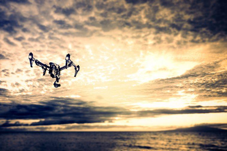 Photography Through Drones