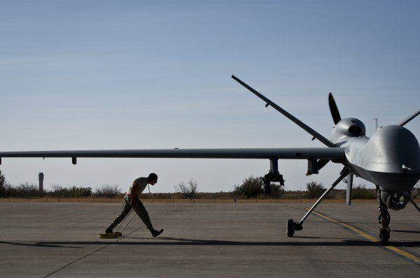 Drone used in Wars