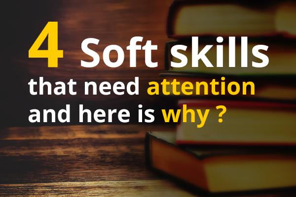 4 soft skills