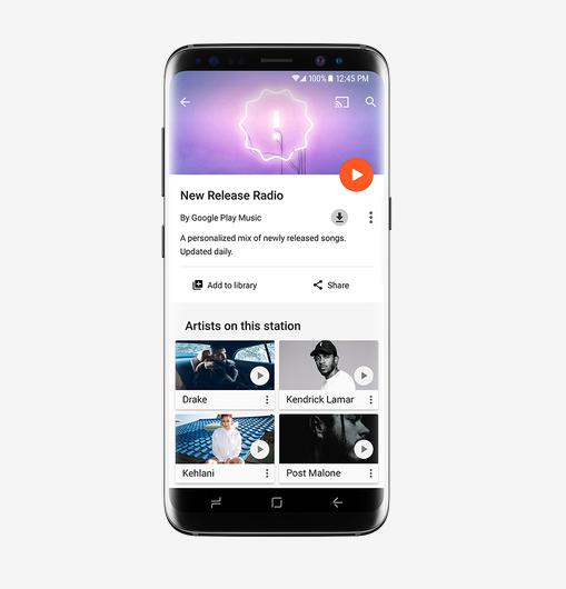 google radio