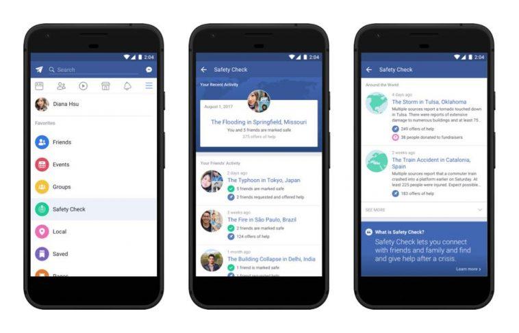 facebook disaster