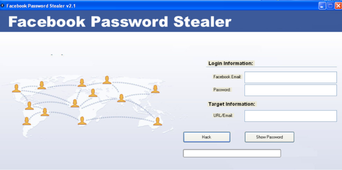 password stealer
