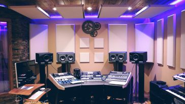 Set Up Your Own Recording Studio for Cheap