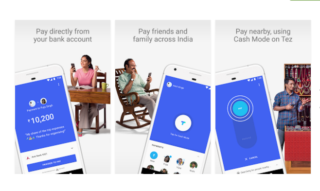 ez – A new payments app by Google