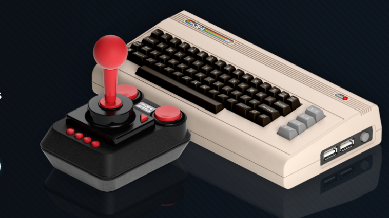 Mini Commodore 64