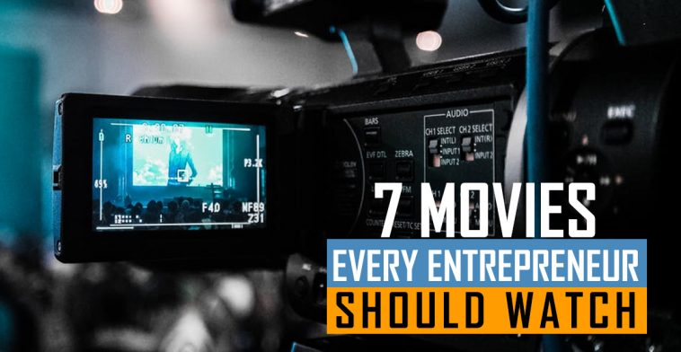 7 movies entrepreneur