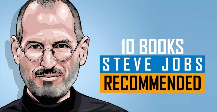 steve jobs books