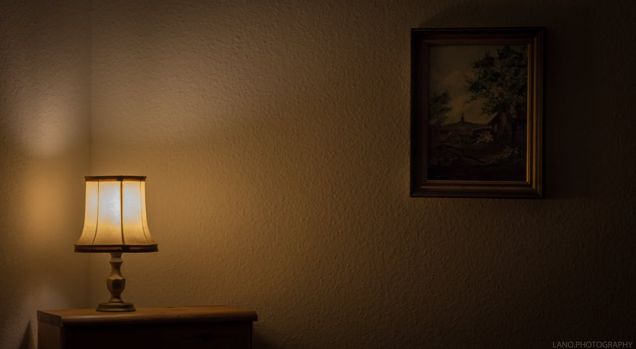 Until the lamp light of your study table becomes spotlight ...