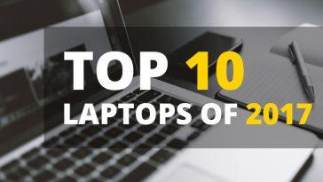 top 10 laptops 2017