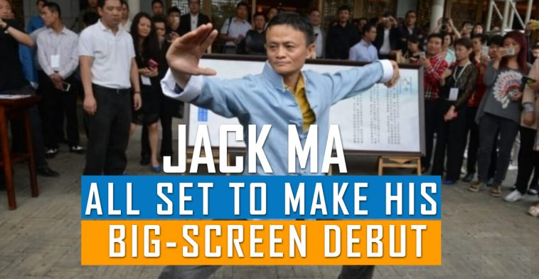 jack ma movie