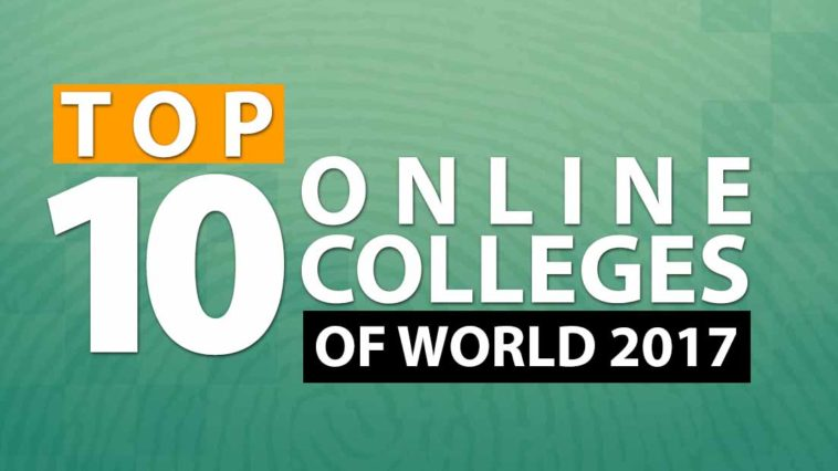 top 10 online colleges of world