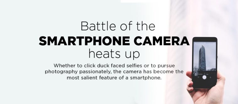 Battle of the Smartphone Camera Heats Up [Infographic] Header