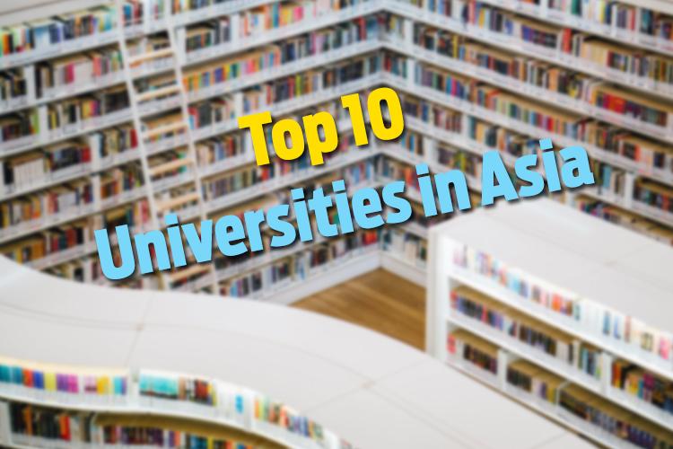 top10 universities in asia