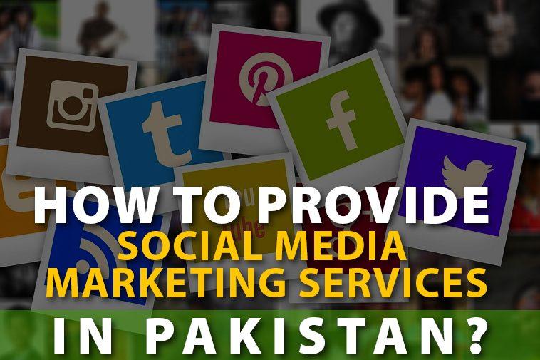 social media marketing services pakistan