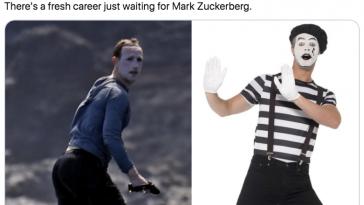 Mark Zuckerberg face cream