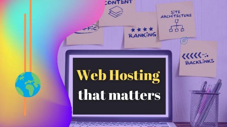 website hosting for fast website
